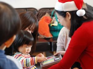つくばリトルスターズ英語教室クリスマス4