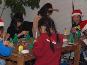 つくばリトルスターズ英語教室クリスマス5